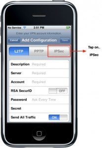 iphone vpn